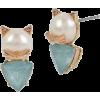 Cat Earrings - Naušnice -
