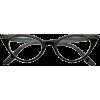 Cat Eye Glasses - Brillen -