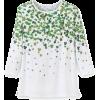 Catalog Favorites-Falling-Shamrocks Top - Camisas -
