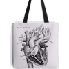 Celeste Ciafarone the heart tote - トラベルバッグ -