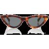 Celine brown cat eye sunglasses - Sunglasses -