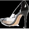 Cendi Transparent Pointed Toe Pump - Klasične cipele -