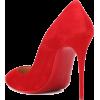 Ch. Louboutin - Classic shoes & Pumps -