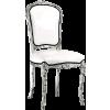 Chair White - Furniture -