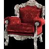 Chair Red - Namještaj -