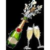 Champagne Bottle - Uncategorized -