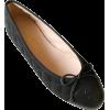Chanel Black Flats - Flats -