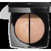 Chanel Bronzer And Highlighter Duo - Kosmetyki -