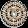 Chanel Brosch - Obeski -