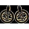 Chanel Earrings - Aretes -