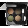 Chanel Multi-Effect Quadra Eyeshadow - コスメ -