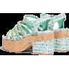 Chanel Sandals - Sandały -