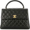 Chanel Top Handle Quilted Bag - Carteras -