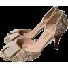 Chanel Tweed Heels - Classic shoes & Pumps -