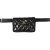 Chanel Vintage Quilted Belt Bag - Hand bag -