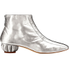 Chanel Boots Silver - Čizme -