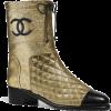 Chanel - Stiefel -