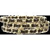 Chanel Bracelets Black - Narukvice -