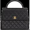 Chanel  - Torby z klamrą -