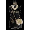 Chanel form - Illustrations -