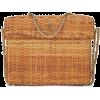 Chanel straw bag - Hand bag -
