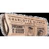 Charlotte OLympia gazette clutch - Clutch bags -