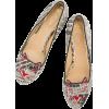 Charlotte Olympia 2017 flats - scarpe di baletto -