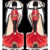 Charlotte Olympia London Calling heels - Классическая обувь -