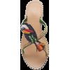 Charlotte Olympia Toucan sandals - Sandalias -