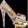 Charlotte Olympia crepe de Chine pump - Classic shoes & Pumps -