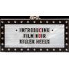 Charlotte Olympia film noir clutch - Borse con fibbia -