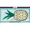 Charlotte Olympia pineapple clutch - Belt -