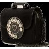 Charlotte Olympia telephone shoulder bag - Torby posłaniec -