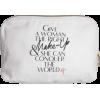 Charlotte Tilbury Makeup Bag - Cosmetics -