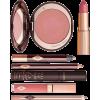 Charlotte Tilbury The Ingénue Look Set - Cosmetics -