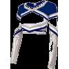 Cheerleader top - Рубашки - короткие -
