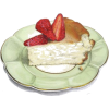 Cheesecake  Illustration - Illustrations -