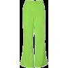 Cherokee 4101 Low Rise Flare Scrub Pant lime green - Pants - $14.99