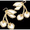 Cherry earrings - Earrings -