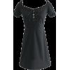 Chest strappy dress - Dresses - $25.99