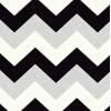 Chevron Wallpaper Platinum arthouse - Illustrations -