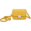 Chic Flapped Crossbody Bag - Hand bag - $26.49