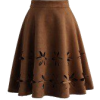 Chicwish skirt - Skirts -
