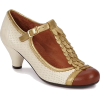 Chie Mihara pumps in gold and neutrals - Klasyczne buty -