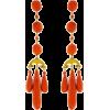 Chinese Earrings - Ohrringe -