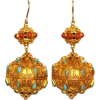 Chinese Earrings - Uhani -