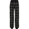 Chlo Crepe Check Track Trouser - Uncategorized - $1,287.00  ~ 8.175,76kn