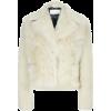 Chloé Shearling Biker Jacket - Jaquetas e casacos -
