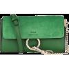 Chloe Shoulder Bag - Hand bag -