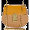 Chloe Drew Crossbody Bag Leather Small - Hand bag -